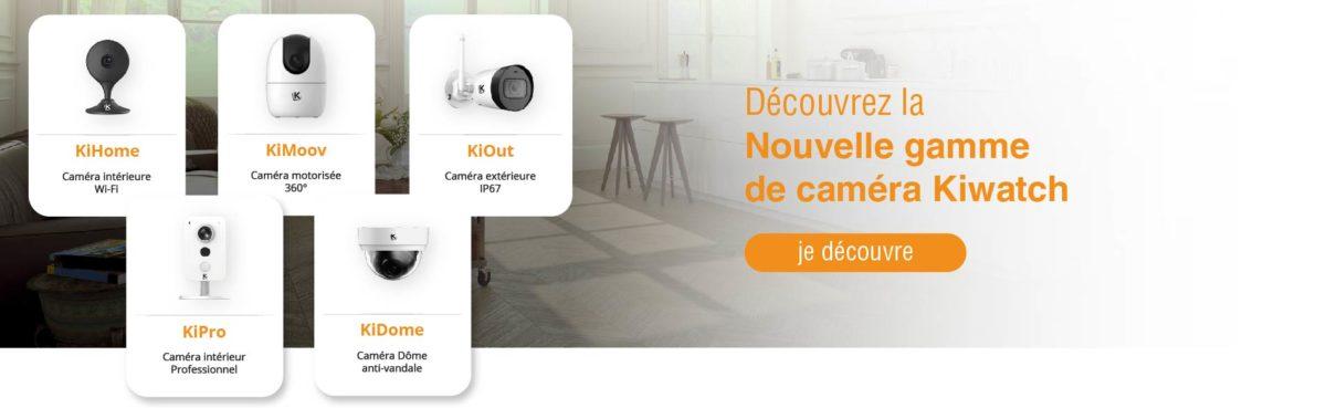 camera de surveillance intelligente professionnelle