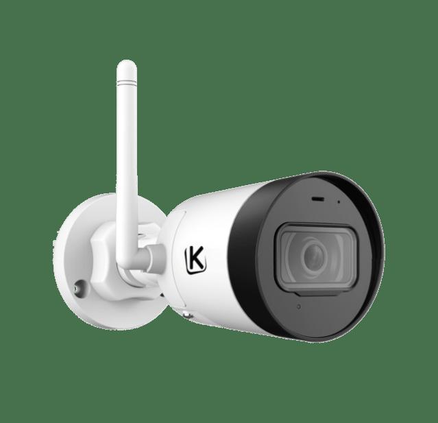 camera exterieure surveillance kiout