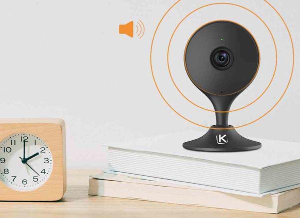 camera infrarouge interieur enregistrer