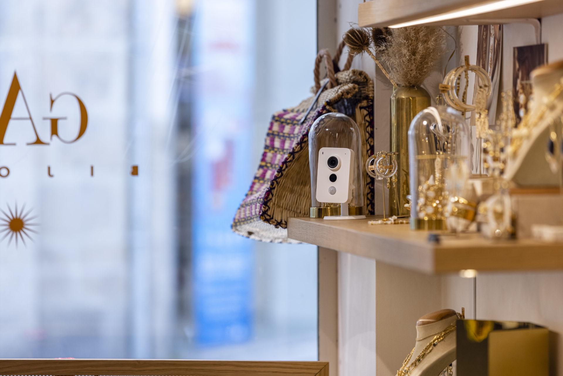 surveillance camera commerce